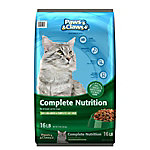 Paws & Claws® Complete Nutrition Cat Food, 16 lb.