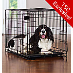 Retriever® Single Door Dog Crate, Medium Breed
