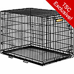 Retriever® Single Door Dog Crate, Large Breed