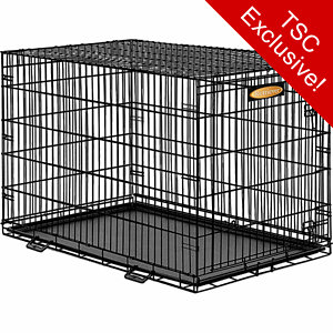 retriever single door dog crate extra large breed for With dog crates tsc stores