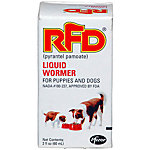 Pfizer® RFD Dewormer, 60 ml