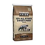 Feed Solutions All-Stock Sweet 12% Animal Feed, 50 lb.