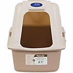Petmate Hooded Litter Pan Set with Microban, Large