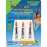 Freedom® 45 Spot-On for Extra-Large Dogs