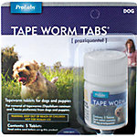 ProLabs Canine Tape Worm Tabs, 5 Tablets