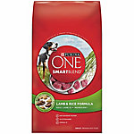 Purina® ONE® SmartBlend™ Lamb & Rice Formula Dog Food, 31 lb. Bag