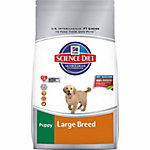 Science Diet® Puppy Large Breed Dog Food, 15.5 lb.