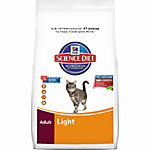 Science Diet® Adult Light Cat Food, 17.5 lb.
