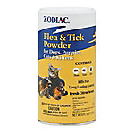 Zodiac® Flea & Tick Powder For Dogs, Puppies, Cats & Kittens, 6 oz.