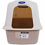 Petmate Hooded Litter Pan Set with Microban, Jumbo