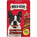 Milk Bone® GravyBones® Dog Biscuits, Small, 19 oz, Pack of 6