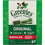 Greenies® Treat Tub-Pak™, Regular