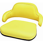 2 Piece Replacement Seat Cushion Set, John Deere