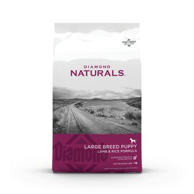 Diamond Naturals Large Breed Puppy Lamb & Rice Dog Food