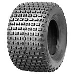 Hi-Run Knobby ATV Tire, At 16 x 8 - 7