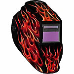 Metal Man® Auto Darkening Welding Helmet, 9-13 Variable Shade