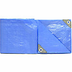 Weathermaster 1,000 Denier Polyethylene Tarp, 16 ft. x 20 ft., Blue