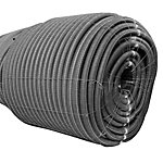 Solid Corrugated Drainage Pipe, 4 in. x 250 ft.