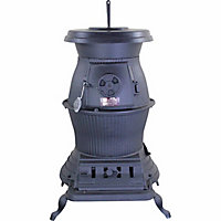 Vogelzang Cast Iron Pot Belly Stove