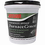 Chimney Sweep Furnace Cement, Gray, 16 fl. oz.