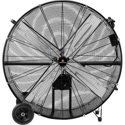countyline® portable barrel fan, 42 in.