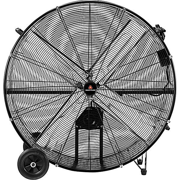 Fans Tractor Supply : Countyline portable barrel fan in skimba