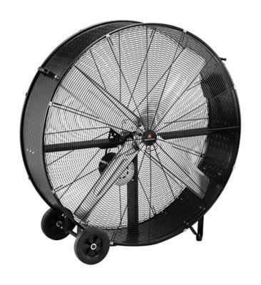 countyline® portable barrel fan, 48 in.