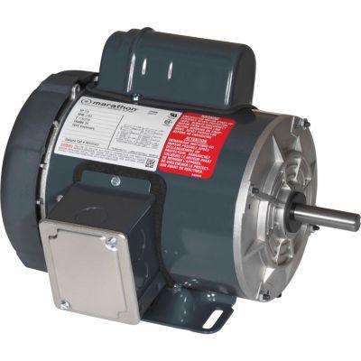 Marathon electric farm duty shop motor 3 4 hp for life for Farm duty electric motor