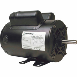 Marathon electric air compressor motor 2 hp at tractor for 5 hp electric motor for air compressor