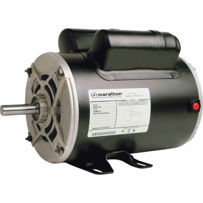 Marathon Electric® Air Compressor Motor, 3-1/2 HP