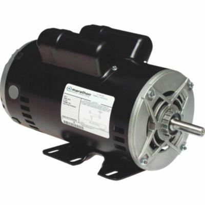 Marathon Electric® Air Compressor Motor, 5 HP