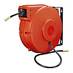 Workforce® Enclosed Air Hose Reel, 3/8 in. ID x 50 ft. L, 300 PSI
