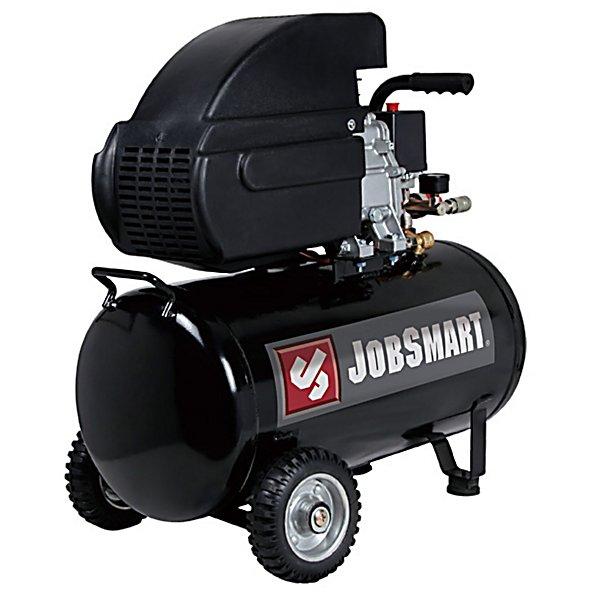 JobSmart? 10-Gallon Horizontal Air Compressor, 2 HP