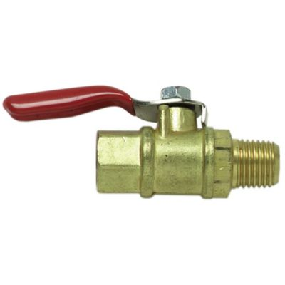 Campbell Hausfeld® 1/4 in. Full Port Ball Valve for Air Compressors