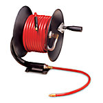 Workforce® Manual Air Hose Reel with Mounting Bracket, 3/8 in. ID x 50 ft. L, 300 PSI
