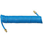 Campbell Hausfeld® Polyurethane Recoil Hose, 3/8 in. dia. X 25 ft., Max. 120 PSI