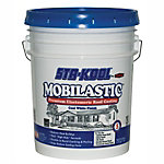 Sta-Kool® Mobilastic White Elastomeric Roof Coating, 5 gal.