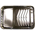Merit Pro Large Metal Paint Tray, 4 qt.