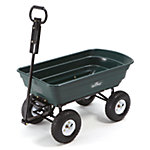 GroundWork® Garden Dump Cart, 600 lb. Capacity