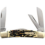Schrade® Uncle Henry Master 4 Blade Congress Pocket Knife