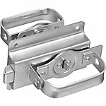 National Hardware® V25 Swinging Door Latch, Zinc
