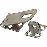 National Hardware® V30 2-1/2 Safety Hasp, Zinc