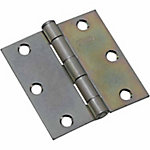 National Hardware® V504 3X3 Loose Pin Hinge, Zinc