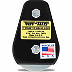 Tuf-Tug® 3 in. Plain Block