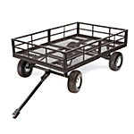 GroundWork® Extra Heavy Duty Utility Trailer, 1,500 lb. Capacity