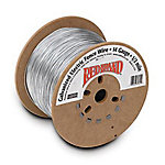 Bekaert 14 Gauge Galvanized Electric Fence Wire, 1/2 Mile Spool