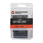 CountyLine® Cutting Edge for 6 in. Auger, Pack of 2