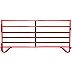 Panel Corral 10 ft Red Pin