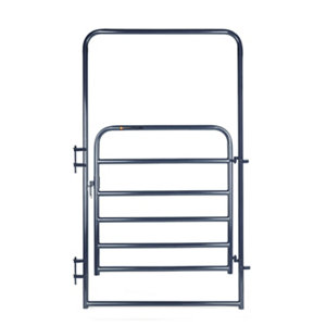 Countyline 4 Ft L Economy Gate With 8 Ft H Frame And