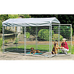 Doc Bob® Professional Kennel, 10 ft. L x 5 ft. W x 6 ft. H